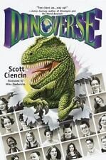 Dinoverse by Scott Ciencin and Michael Fredericks (1999, Hardcover)
