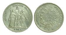 pcc1124_1) Francia Repubblica Francese  - 5 Franchi 1876 A