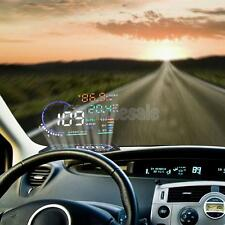 Universal GPS HUD Head Up Display MPH/ KM/h Car Speeding Warning Alarm A8