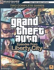 Grand Theft Auto: Episodes from Liberty City Signature Series Strategy Guide (Br