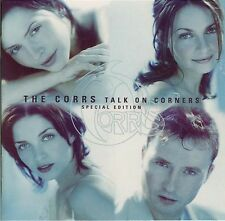 The Corrs ‎CD Talk On Corners - Special Edition - Europe