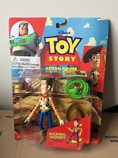 Rare Original Disney Toy Story Woody Version 2 figurine scellé