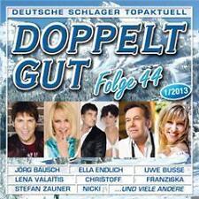 DOPPELT GUT  Folge 44 (2012)  2 CD's  OVP