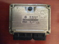 POLO IBIZA ECU 1.9 SDI 64 ASY 038906012AM  0281010658  IMMO OFF