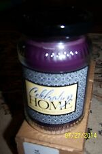 Mulberry - Celebrating Home Petite Candle Jar--new in box
