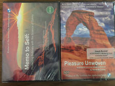 Pleasure Unwoven & Memo to Self DVD Combo about Addiction & Recovery Kevin