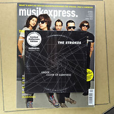 "THE STROKES - Under Cover of Darkness **7""-Vinyl**Musikexpress EXCLUSIVE PRINT**"