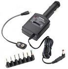 High Quality - 12v THOMSON Universal Variable Voltage Car Charger Adapter NEW