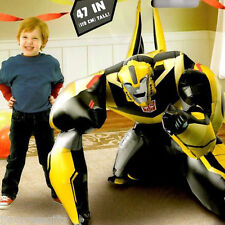 """New Transformers Bumble Bee 47"""" Airwalker Balloon - Birthday Party Supplies"""