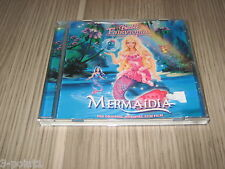 CD Barbie Fairytopia Mermaidia