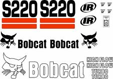 S220 repro decals / decal kit / sticker set US seller Free shipping fits bobcat