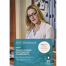 AAT Workbook Level 4 Diploma Internal Control+Accounting Systems 2015 CW