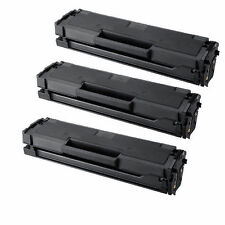 3-Pack/Pk Samsung MLT-D101S D101L Black Toner Cartridge ML2165W SCX 3405W SF760P