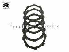 CLUTCH FRICTION PLATES for KYMCO CK Hipster Pulsar Quannon Sector Stryker 125