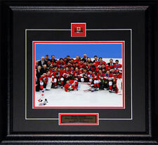 2014 Team Canada Men's Hockey Gold Medal 8x10 frame