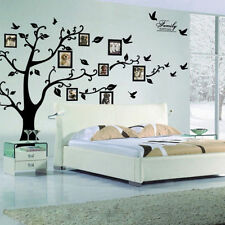 "Large 78""X99"" Photo frame Family Tree Removable Wall Decal Stickers Home Decor"