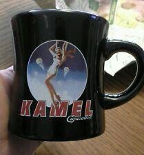 Camel 1998 advertising Reynolds Kamel Coffee Mug Pinup HOT AIR BALLOON CIGARETTE