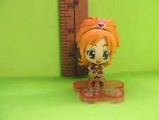 "Futari Wa Pretty Cure Cure Bloom 2""in Mini Figure Pretty Cure All Star Adorable!"