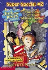 The Case of the Million-Dollar Mystery (Jigsaw Jones Mystery Super Special, No.