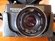 RARE Konica AUTO s3 Fotocamera A Telemetro