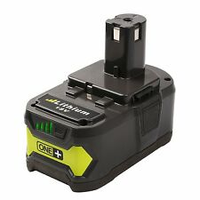 New 18V 4.0Ah P103 P108 Li-ion Replacement Battery for Ryobi 18-Volt ONE+ Tool