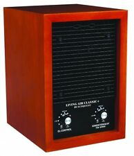 LIVING AIR CLASSIC PLUS  IONIZER WITH UV LIGHT AIR PURIFIER ALPINE AIR
