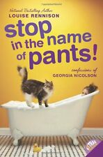 LOUISE RENNISON ___ STOP IN THE NAME OF PANTS! ___ BRAND NEW ___ FREEPOST UK