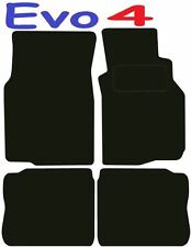 Mitsubishi Lancer Evo4 Tailored Deluxe Quality Car Mats 1996-2001