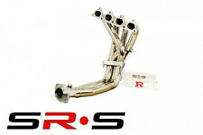 SR*S ACURA INTEGRA 94-01 GS/LS/RS 4-2-1 T-304 STAINLESS STEEL HEADERS JDM SRS