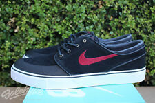 NIKE SB ZOOM STEFAN JANOSKI PR SE SZ 10 BLACK TEAM RED WHITE 631298 060