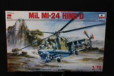 YA072 ESCI 1/72 maquette helicoptere 9069 Mil MI-24 Hind-D