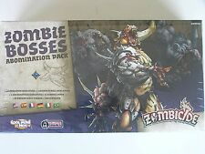 Zombicide Black peste-Zombie convetirse Abomination Pack