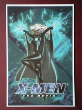 POSTCARD B12 ADVERT X-MEN - MAGNETO (1)