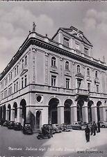 # MACERATA: PALAZZO DEGLI STUDI SULLA PIAZZA C. BATTISTI - 1955