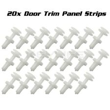 20x Door panel Trim Rivet Fastener Clip For GMC Truck 1995-On