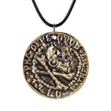 unbekannten 4 ein dieb ist ende drake ist der alte goldmünze kette anhänger