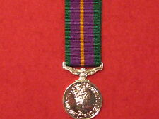 Miniature Accumulated Campaign Service Medal PRE 2011 ribbon in Mint Condition..