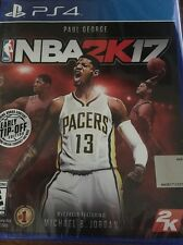 NBA 2K17 Standard Edition for PS4 PlayStation 4 2016 2017