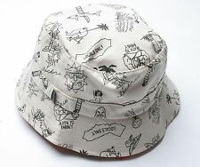 Electric Visual Bucket Hat (Sand)