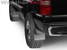 WeatherTech® No-Drill MudFlaps - GMC Yukon - 2000-2006 - Front & Rear Set