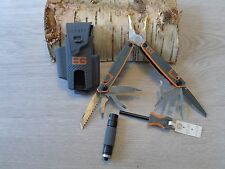 Gerber Bear Grylls multi-TOOL survival Packet ge31-001047 mini lámpara fuego Starter