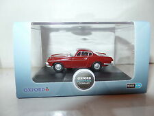 Oxford 76VP001 VP001 1/76 OO Scale Volvo P1800 Red