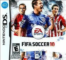 DS FIFA Soccer 10  *BRAND NEW. FACTORY SEALED*