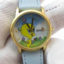 TWEETY BIRD,Armitron, 3D Animated Leaves,LADIES/KIDS CHARACTER WATCH 220,L@@K