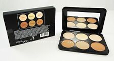 Profusion CONTOUR Palette- 6 Highlighter & contour colors to Contour & Define
