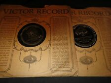 78RPM 2 Green Arden, Troubadours on Victor, Marcheta, Steal Kiss, PIcardy Men V