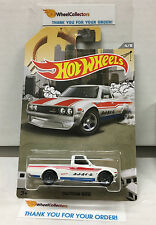 Datsun 620 WHITE * 2016 Hot Wheels * Truck Series * Walmart Only * N135