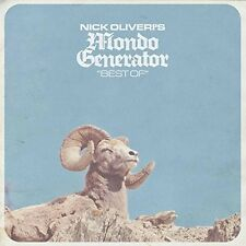 NICK OLIVERI'S MONDO GENERATOR - BEST OF (LIMITED EDITION)   VINYL LP NEU