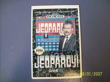 JEOPARDY Genesis Vidpro Card