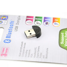 Bluetooth 2.0 USB Dongle Adapter for PC/Laptop Bluetooth Transmitter for Windows